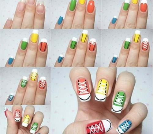 Nail Styles Designs 2017
